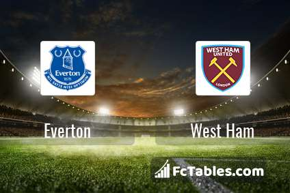 Preview image Everton - West Ham