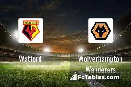 Anteprima della foto Watford - Wolverhampton Wanderers