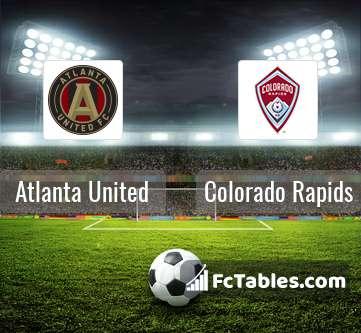 Preview image Atlanta United - Colorado Rapids
