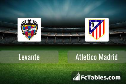Preview image Levante - Atletico Madrid