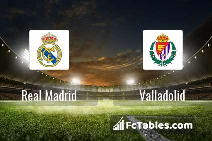 Preview image Real Madrid - Valladolid
