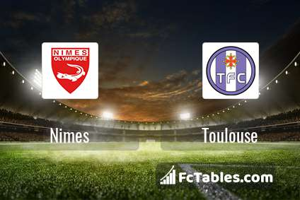 Preview image Nimes - Toulouse