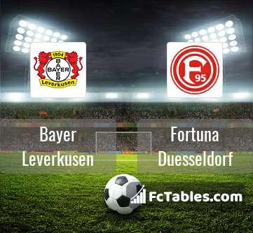 Anteprima della foto Bayer Leverkusen - Fortuna Duesseldorf