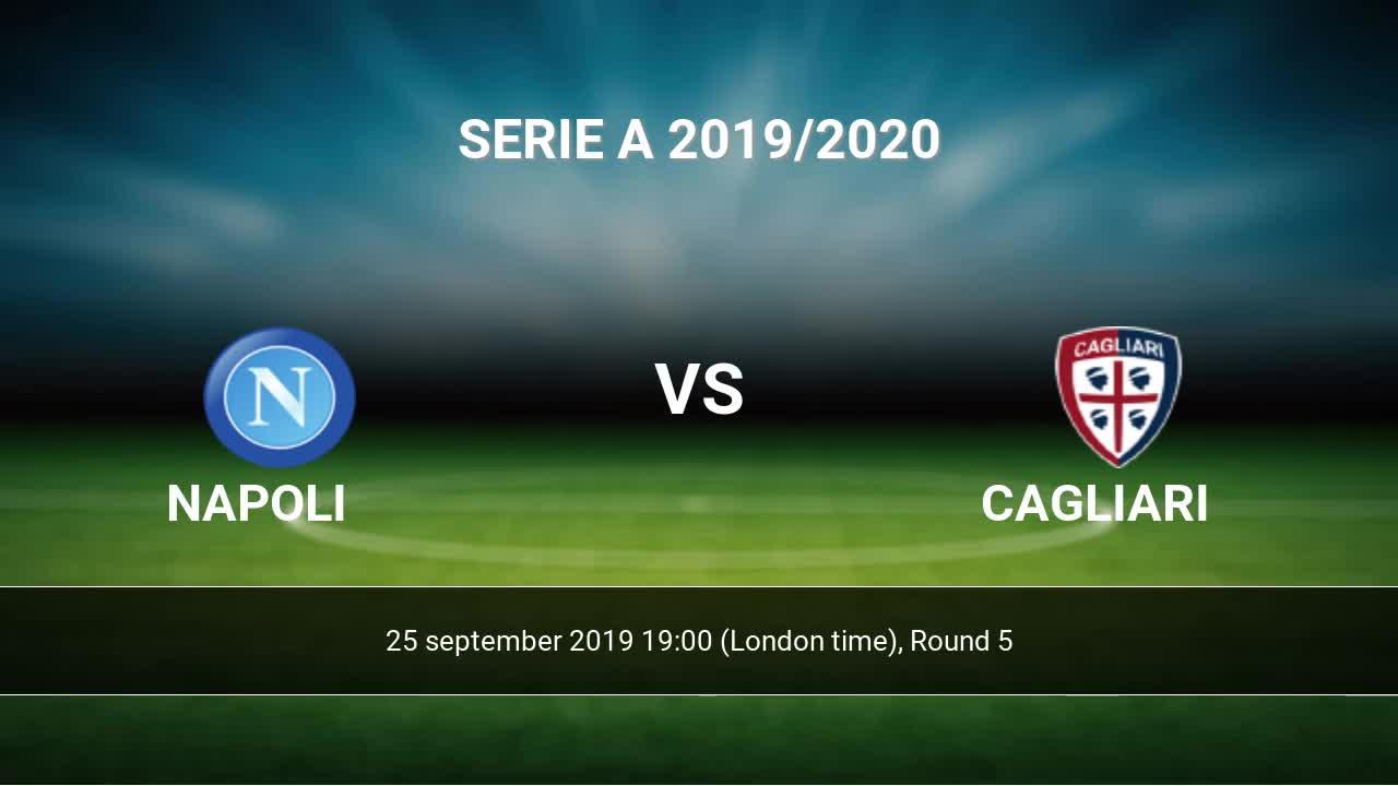 As Roma Vs Cagliari Head To Head As Roma News Forum