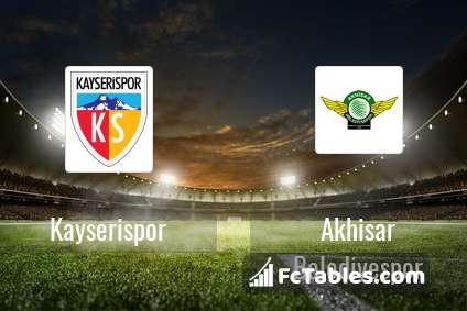 Podgląd zdjęcia Kayserispor - Akhisar Belediye Genclik Ve Spor