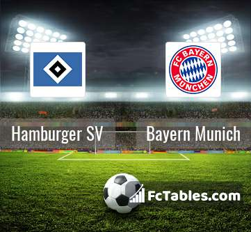 Preview image Hamburger SV - Bayern Munich