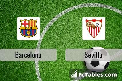Preview image Barcelona - Sevilla