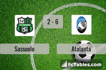Preview image Sassuolo - Atalanta