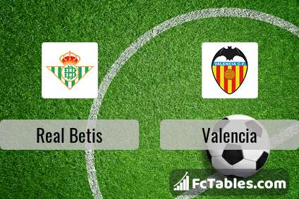 Preview image Real Betis - Valencia