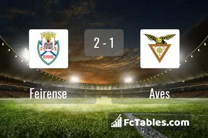 Preview image Feirense - Aves