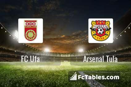 Anteprima della foto FC Ufa - Arsenal Tula