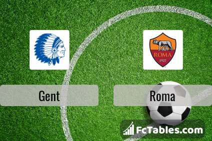 Preview image Gent - Roma
