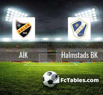 Preview image AIK - Halmstads BK