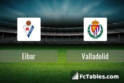 Anteprima della foto Eibar - Valladolid