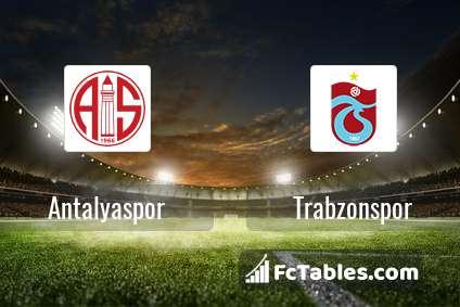 Preview image Antalyaspor - Trabzonspor