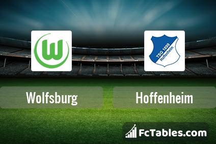 Preview image Wolfsburg - Hoffenheim