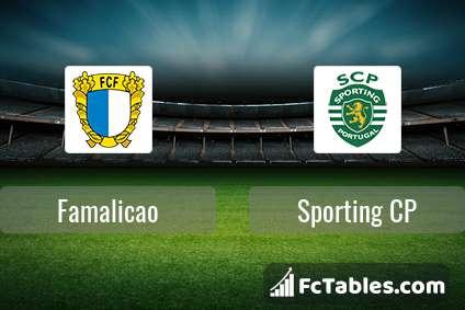 Podgląd zdjęcia Famalicao - Sporting Lizbona