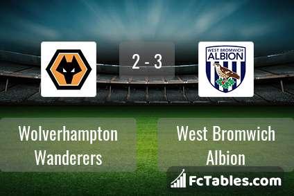 Podgląd zdjęcia Wolverhampton Wanderers - West Bromwich Albion