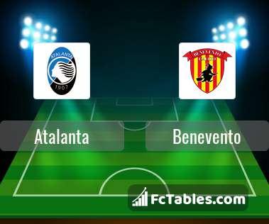 Preview image Atalanta - Benevento