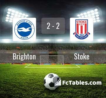 Preview image Brighton - Stoke