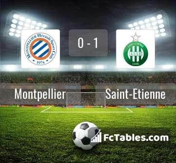 Preview image Montpellier - Saint-Etienne