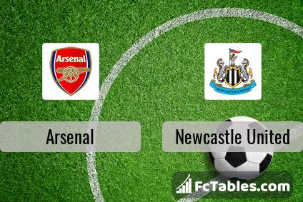 Arsenal Newcastle United H2H