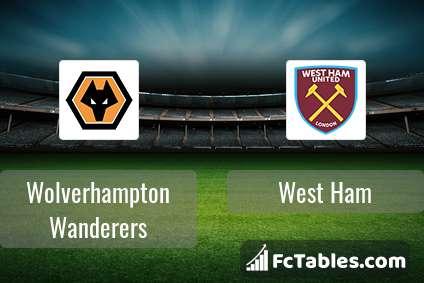 Preview image Wolverhampton Wanderers - West Ham