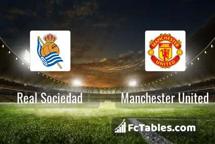 Preview image Real Sociedad - Manchester United
