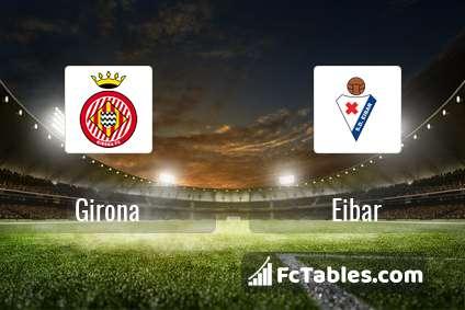 Preview image Girona - Eibar