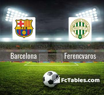 Preview image Barcelona - Ferencvaros