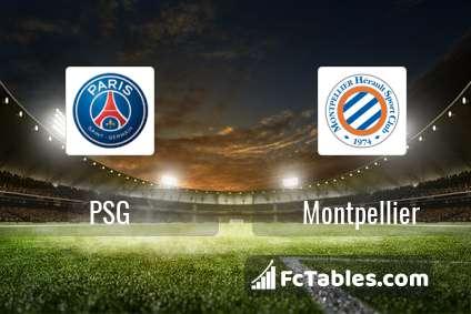 Podgląd zdjęcia PSG - Montpellier