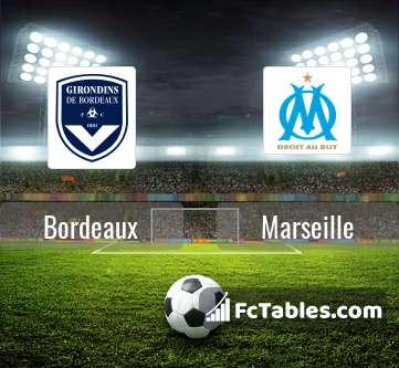 Preview image Bordeaux - Marseille