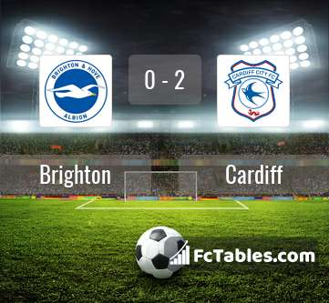 Preview image Brighton - Cardiff