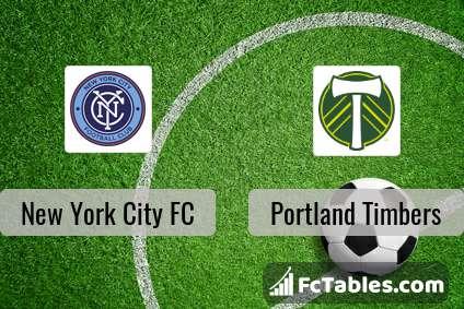 Podgląd zdjęcia New York City FC - Portland Timbers