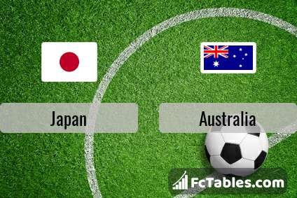Preview image Japan - Australia