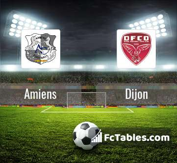 Preview image Amiens - Dijon