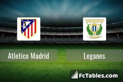 Preview image Atletico Madrid - Leganes