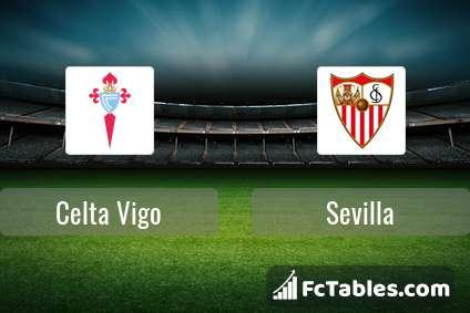 Preview image Celta Vigo - Sevilla