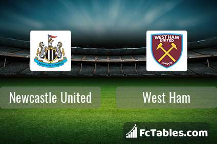 Preview image Newcastle United - West Ham