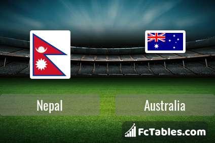 Preview image Nepal - Australia