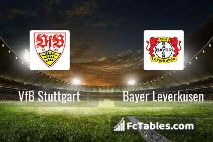 Preview image VfB Stuttgart - Bayer Leverkusen
