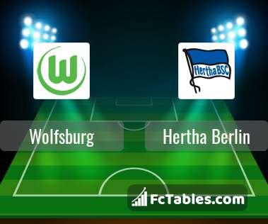 Anteprima della foto Wolfsburg - Hertha Berlin