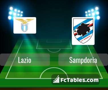 Preview image Lazio - Sampdoria