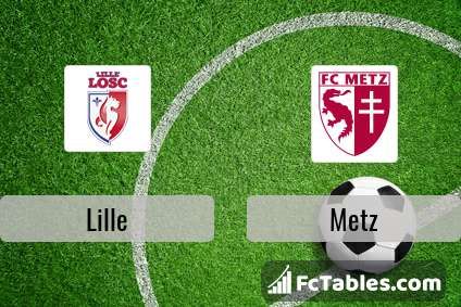 Preview image Lille - Metz