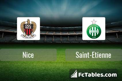 Preview image Nice - Saint-Etienne