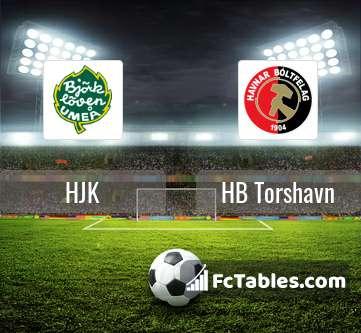 Podgląd zdjęcia HJK Helsinki - HB Torshavn