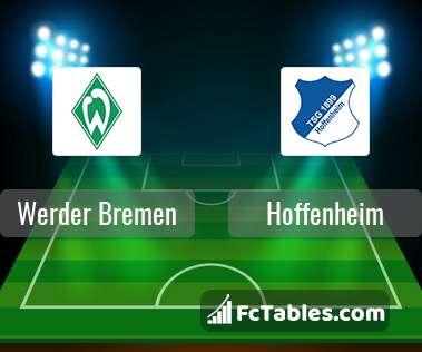 Preview image Werder Bremen - Hoffenheim