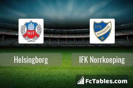 Preview image Helsingborg - IFK Norrkoeping