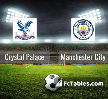 Preview image Crystal Palace - Manchester City