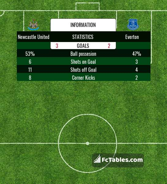 Anteprima della foto Newcastle United - Everton